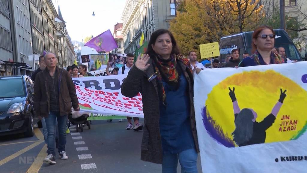 Auch Bundesrat verurteilt Türkei-Offensive gegen Kurden