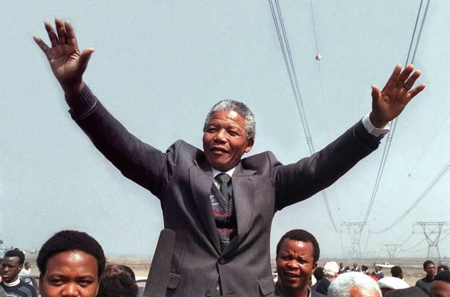 Vorbild für mehrere Generationen: Auch für US-räsident Obama ist Nelson Mandela ein Vorbild.