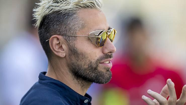 Valon Behrami setzt seine Karriere bei Genoa fort