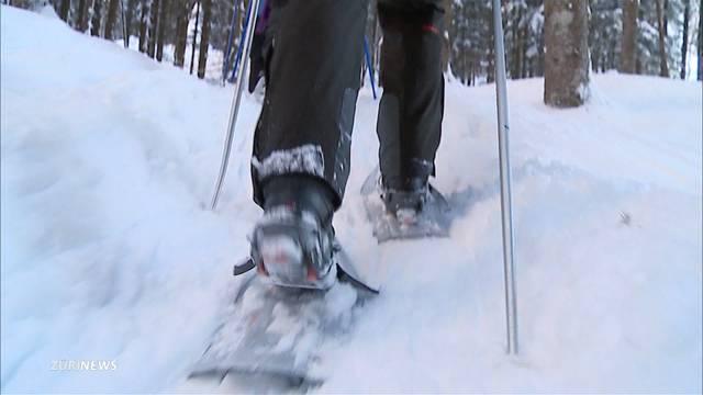 Immer mehr Tote beim Schneeschuhlaufen