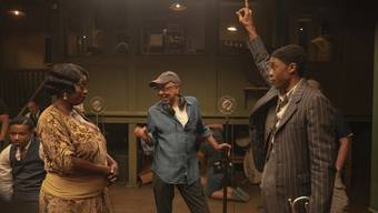 Die Bluessängerin Ma Rainey wird im Film eindrücklich von Viola Davis (links) gespielt.