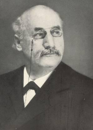 Festredner Johann Burkart.
