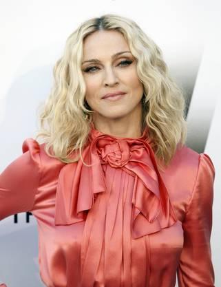 Madonna lebt heute in Lissabon.