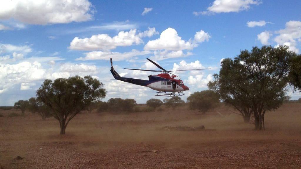 Vermisst im australischen Outback: Zweiter Überlebender gefunden