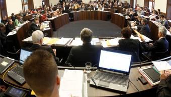 Der Frauenanteil im neu gewählten Kantonspralament beträgt 30 Prozent. (Symbolbild/ Archiv)