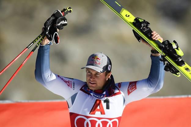 Kann der Franzose Alexis Pinturault der neue Gesamtweltcupsieger und damit Nachfolger von Marcel Hirscher werden? Beat Feuz traut es ihm zu.