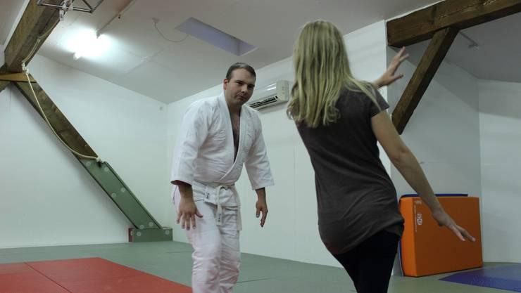 Aikido Kurs am Grenchner Ferienpass