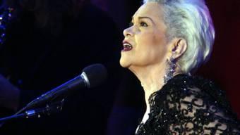 Etta James im Jahr 2004