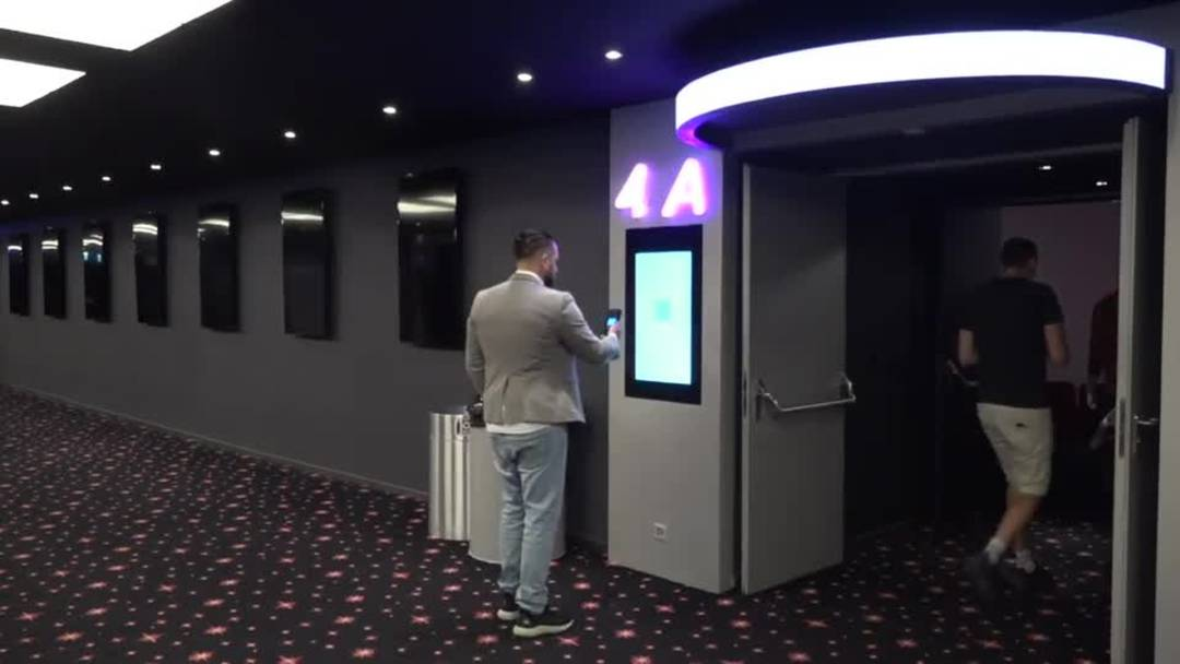 Neue App ermöglicht Contact Tracing der Kinobesucher