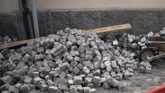 Die illegalen Methoden der Baufirmen in Graubünden waren der bisher grösste Fall von Preisabsprachen im Schweizer Baugewerbe. (Symbolbild)