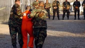 Alltag im US-Gefangenenlager Guantanamo auf Kuba (Archiv)