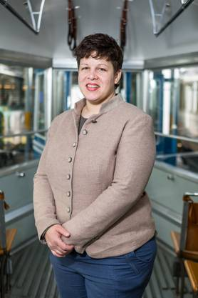 Sarah Lüssi ist Historikerin.