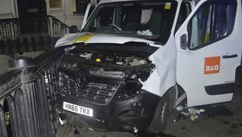 Der Tod rollte im Lieferwagen an: Die Attentäter wollten eigentlich einen Lastwagen für den Anschlag in London anmieten. (Archivbild)