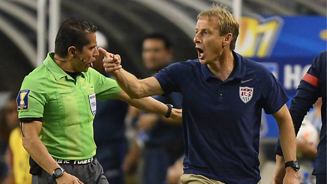 Gesten mit Folgen: Jürgen Klinsmann