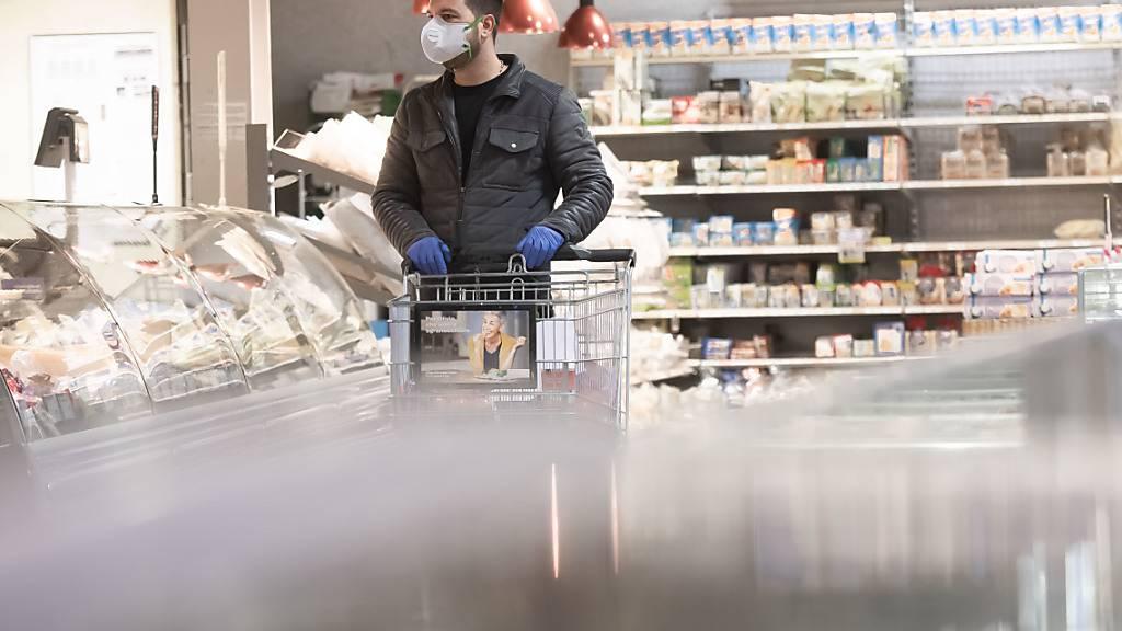 Tessin führt Einkaufsfenster für über 65-Jährige ein