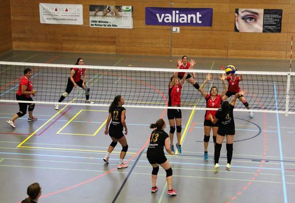 Das Heimteam SV Lägern Wettingen musste sich mit dem 5ten Schlussrang begnügen.