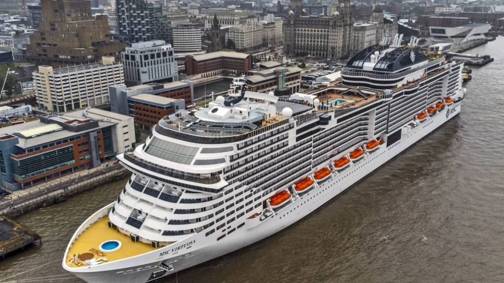 MSC prüft Bau eines Kreuzfahrtschiffs mit Wasserstoffantrieb