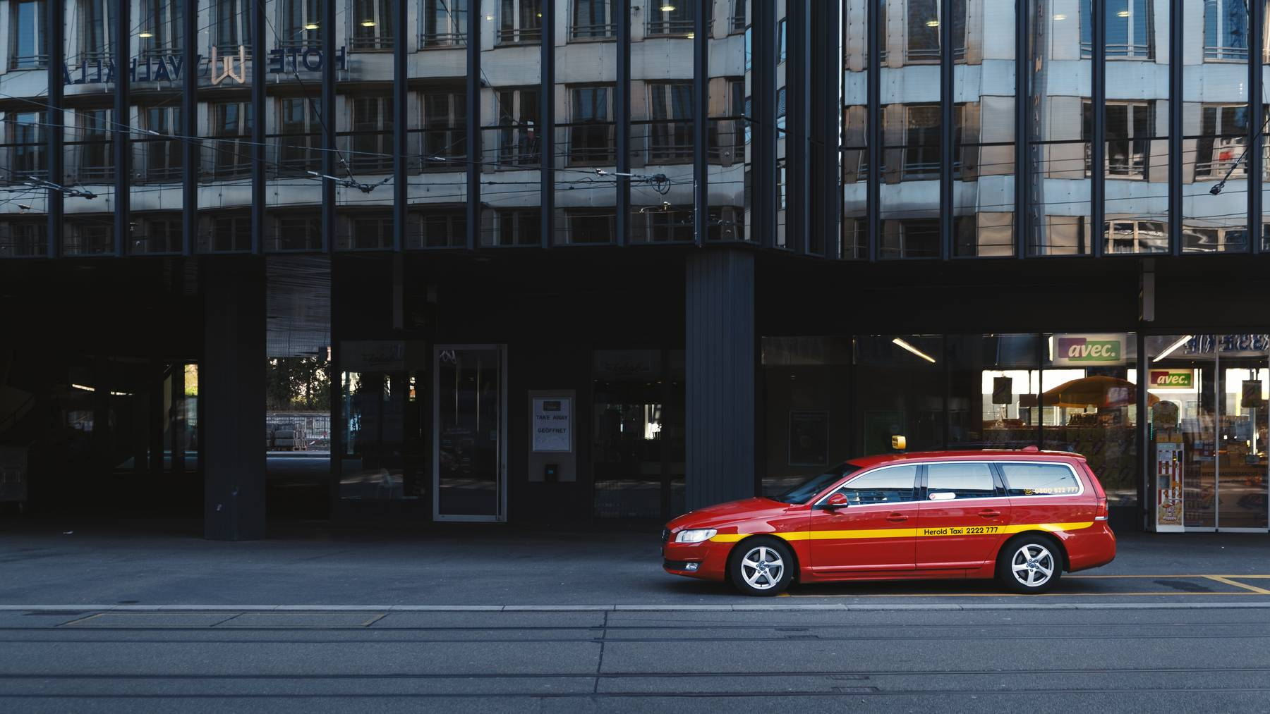 Taxi St.Gallen