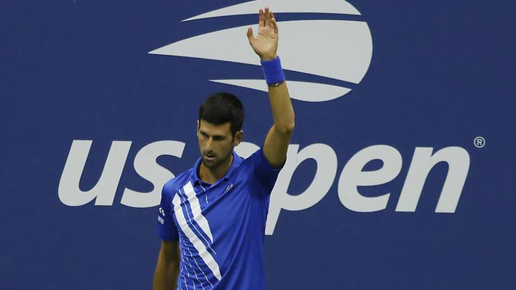 Für Novak Djokovic läuft es in Flushing Meadows weiter gut