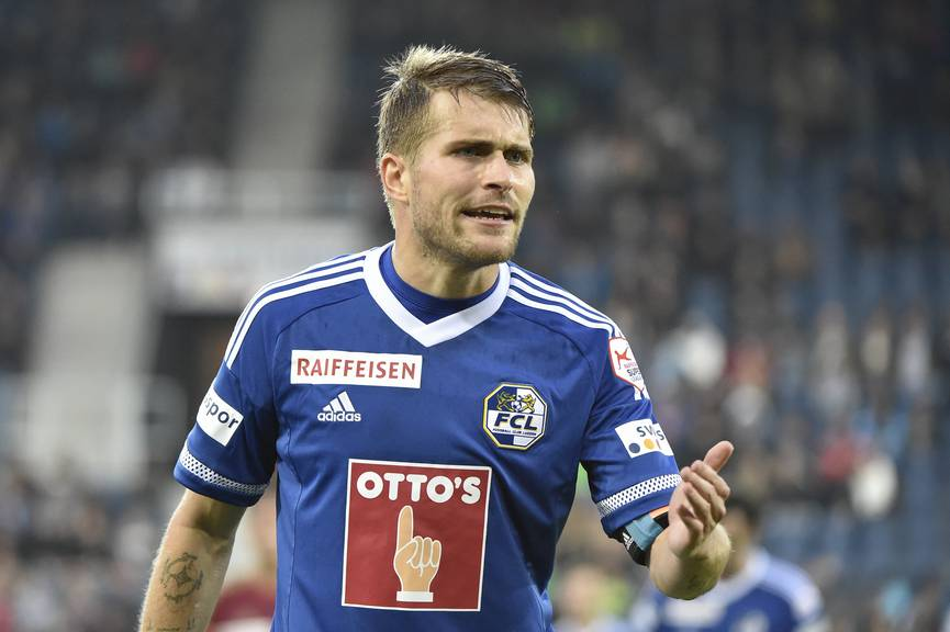 Spornt seine Teamkollegen an: Claudio Lustenberger.