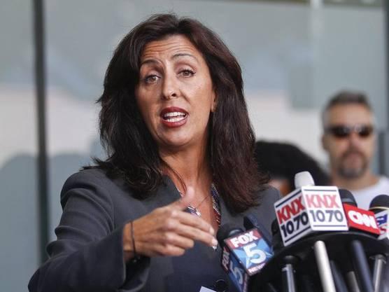 Lisa Damiani sprach im Namen der Familie - diese fürchtet um ihre Sicherheit