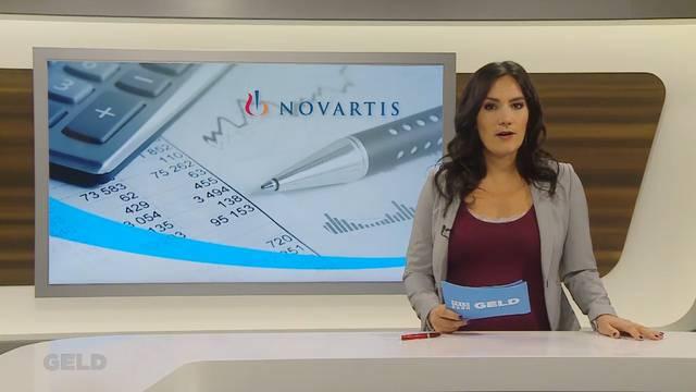 Quartalszahlen / Novartis / Sika