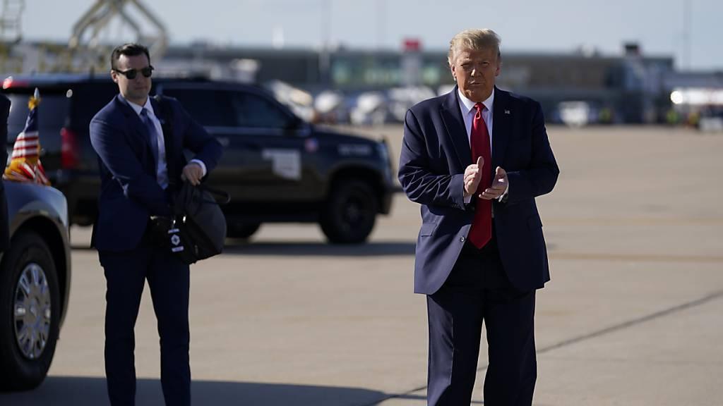Secret Service schickt Mitarbeiter in Quarantäne