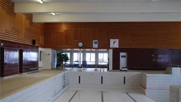 Fünf Millionen aus dem Lotteriefonds sollen das temporär geschlossene Hallenbad in Gelterkinden retten.