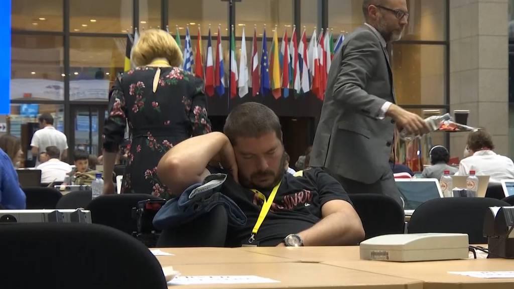 Neuer EU-Kommissionspräsident: Wahl unterbrochen