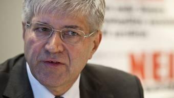 Hat definitiv eine Klage am Hals: Der zurückgetretene SVP-Nationalrat Bruno Zuppiger (Archiv)