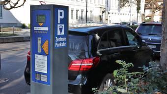 Die Parkgebühren in der Stadt Baden sollen auch in Aussenquartieren steigen.