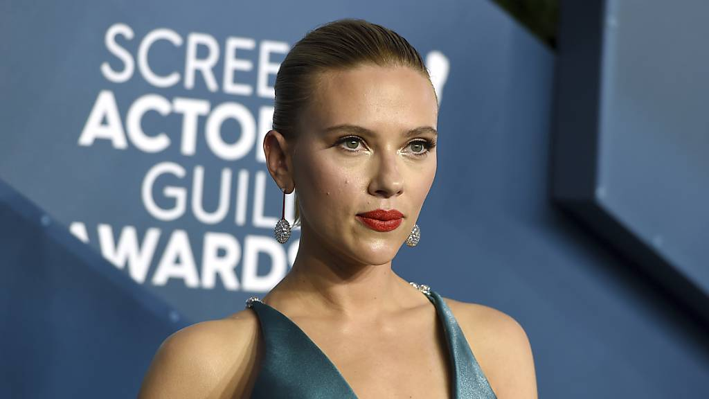 Scarlett Johansson kommt zur Verleihung der Screen Actors Guild Awards in der Shrine Auditorium  Expo Hall. (Archiv)
