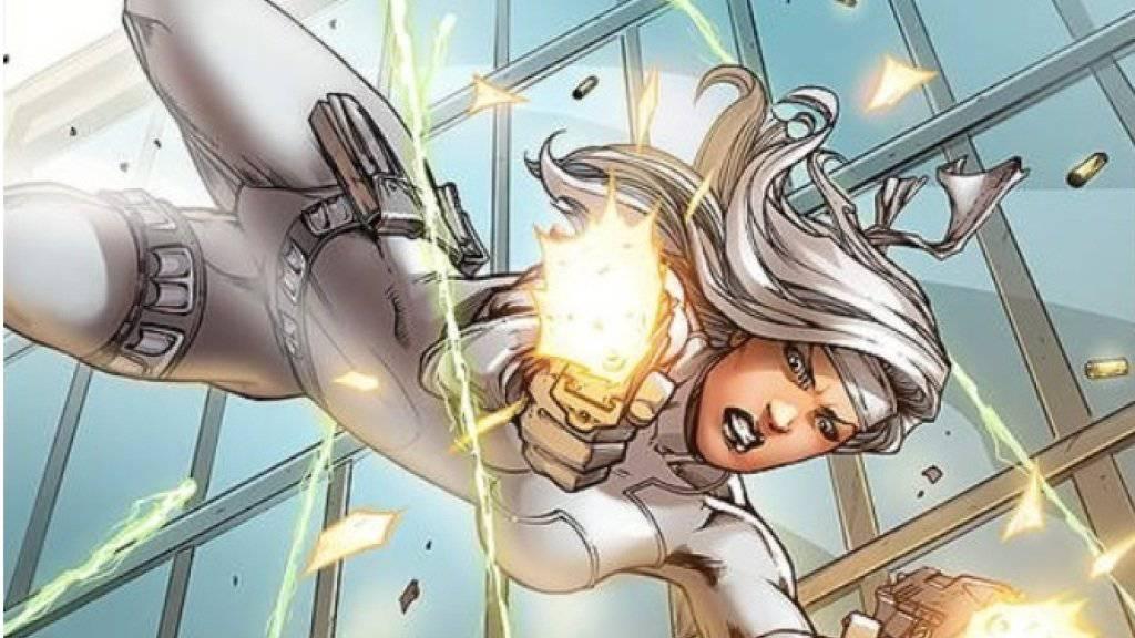 Silver Sable bekommt zusammen mit ihrer Marvel-Kollegin Black Cat einen eigenen Spiderman-Spin-Off. (Handout Marvel)
