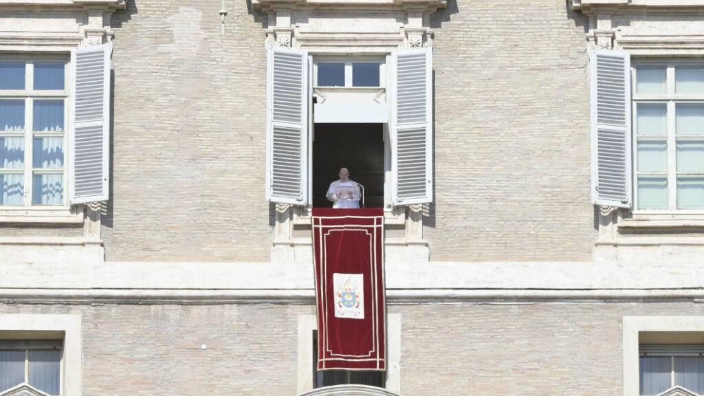 Papst betet für Anschlagsopfer – Bischofsweihe im Petersdom