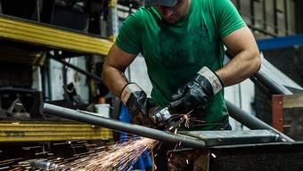 Viele Aargauer Betriebe beantragen Kurzarbeit. (Symbolbild)