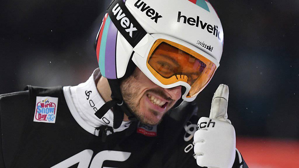 Killian Peier sorgt für frischen Wind unter den Schweizer Skispringern