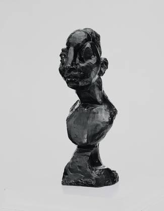 Henri Matisse «Jeannette V» von 1913, Bronze. (Bild:Musée Matisse Nice/Pro Litteris)