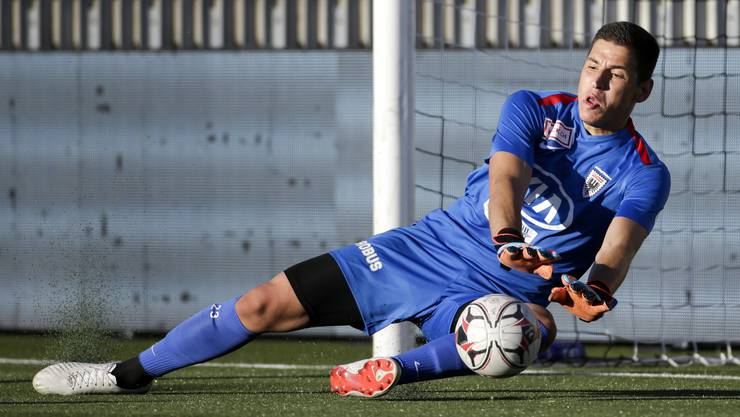 Hütet Djordje Nikolic auch die kommende Saison das FCA-Tor?
