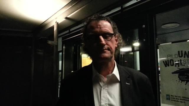 Geri Müller zur Brisgi-überbauung