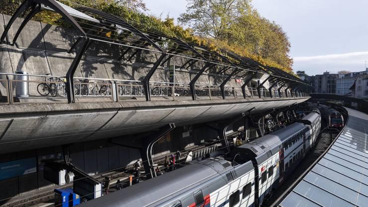 Zürcher S-Bahnen können vom geplanten Kredit profitieren. (Symbolbild)