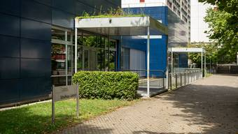 Die Versorgung der Turnhalle Liebrüti in Kaiseraugst sorgt für Diskussionen.