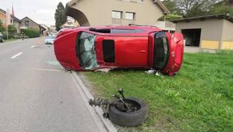 Verkehrsunfall Mühlau (24.09.19)
