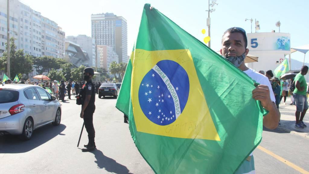 Polizei in Rio de Janeiro tötet fünf Menschen pro Tag