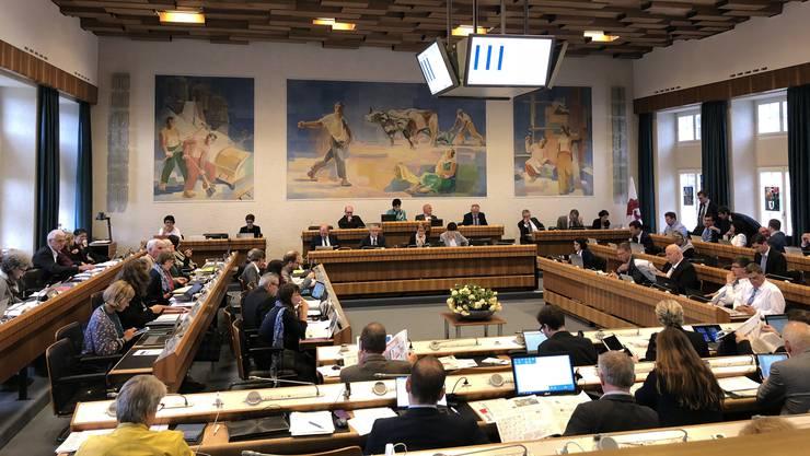 Der Baselbieter Landrat gibt neuem Kulturvertrag grünes Licht. (Symbolbild)