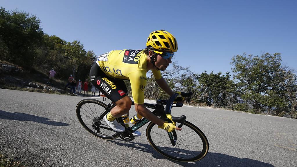 Primoz Roglic will seinen Vuelta-Sieg von 2019 wiederholen
