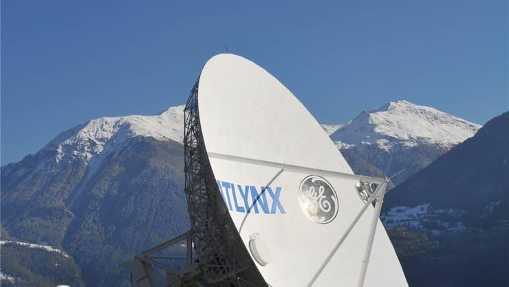 Das Schweizer Abhörsystem Onyx sammelt von Leuk VS und Heimenschwand BE aus riesige Mengen an Daten.