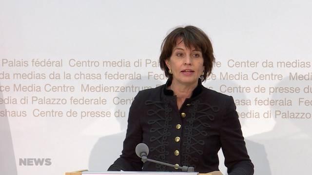 Börsen-Gleichstellung sorgt bei Bundesrat für Inakzeptanz