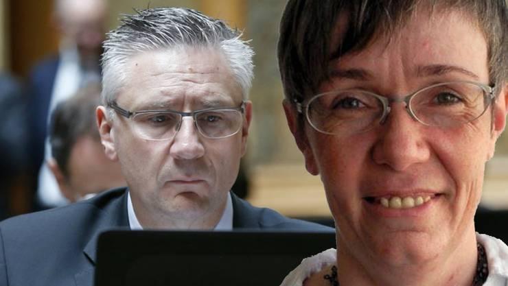 Die Aargauerin Moni Nielsen wurde von Andreas Glarner an den Facebook-Pranger gestellt — weil sie kritische Fragen stellte.
