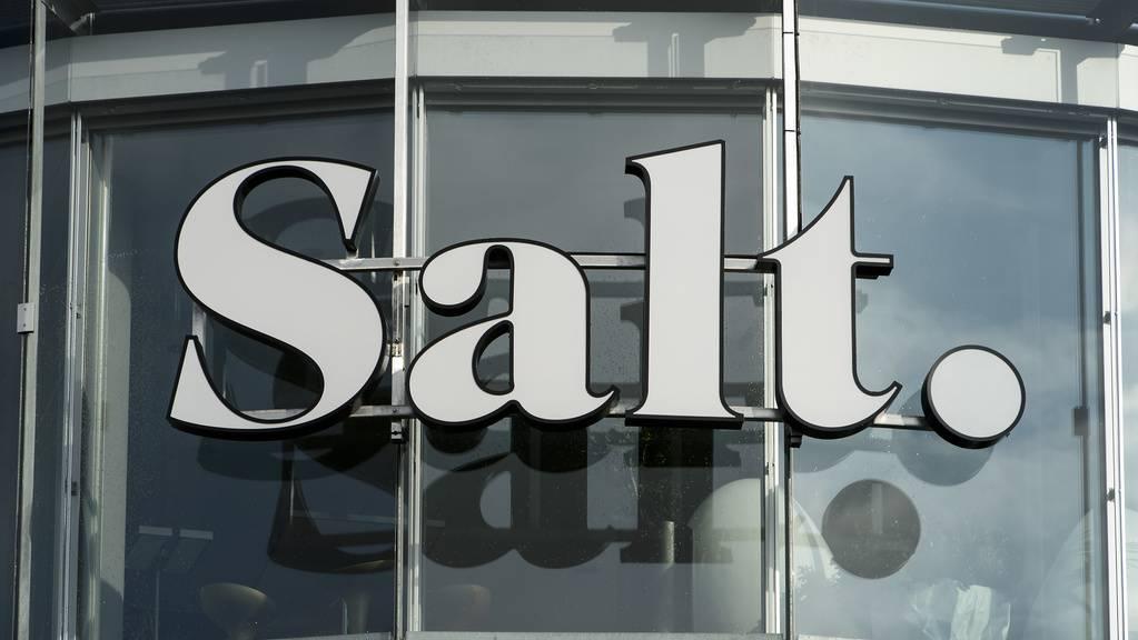 Am Mittwochnachmittag beschweren sich etliche Salt-Nutzer über Störungen.