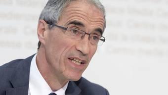 Die Bundesanwaltschaft (BA) hat Serge Gaillard , den Direktor der Eidg. Finanzverwaltung, vom Vorwurf der falschen Anschuldigung entlastet. (Archiv)